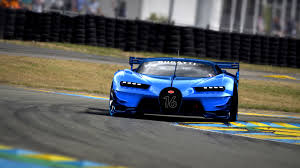 bugatti concept listen to how angry the bugatti vision gt concept sounds