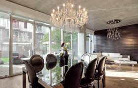 Dining Room Chandelier Size Chandelier Wonderful Contemporary Dining Room Chandeliers Best