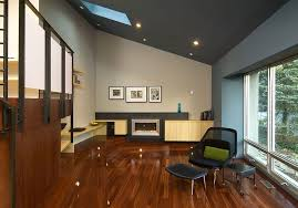 Can Lights For Vaulted Ceilings by Ceiling Room Dividers Living Contemporary With Wood Cabinets