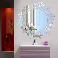 Cheap Bathroom Mirror by Online Get Cheap Decorating Bathroom Mirrors Aliexpress Com