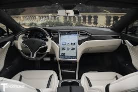 Tesla Interior Model S Most Expensive Tesla Model S In The World Costs 175 000 On Ebay