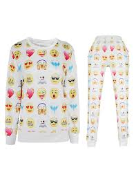 emoji clothings set online sale emoji joggers men women cheap