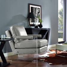 Lucite Armchair Tov Furniture Serena Floating Lucite Chair A71 At Homelement Com
