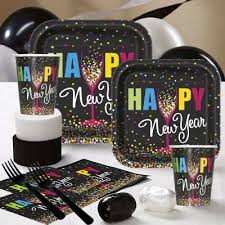 new years party packs new years tableware party supplies canada open a party
