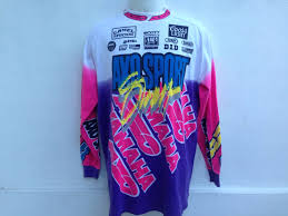 axo motocross gear rare vintage 90s yamaha axo sport motocross longsleeve axo