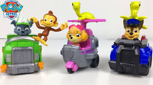 story paw patrol roll patrol rescue turtles monkey mandy