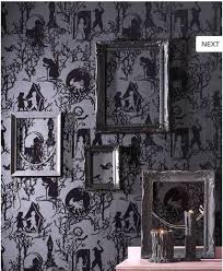 gothic decorations wallpaper for walls mysterious gothic