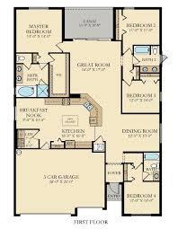 family home floor plans tivoli new home plan in bonita landing by lennar