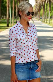 equipment blouse eq 100 silk strawberry print sleeve blouses