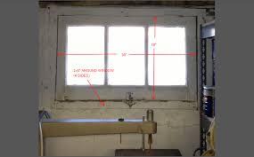 replacement basement windows question do it yourself surftalk