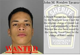 Cobb County Bench Warrants Top Warrants Of Tompkins County Www Tompkinscountyny Gov