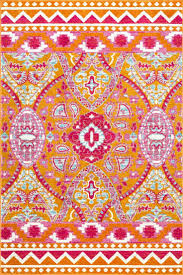 Girls Pink Rug 160 Best Rugs That Set The Tone Images On Pinterest Area Rugs