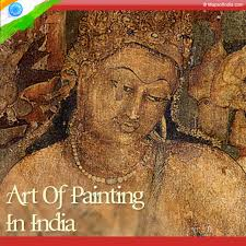 art of painting in india