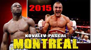 Light Heavyweight Champion Light Heavyweight Champ Sergey Kovalev Takes No Tuneups Scheduled