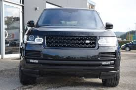 land rover black land rover range rover v8 supercharged autobiography new buy in