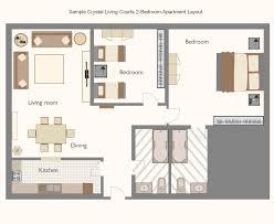 Small Studio Floor Plans by Interior Tiny Studio Apartment Layout In Top Studio Studio