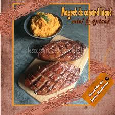 recettes de julie andrieu cuisine magret de canard laque au miel et aux épices recette de julie