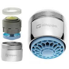 aerateur de cuisine economiseur aerateur d eau 48 hihippo bouton marche arret