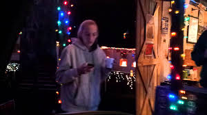 christmas lights in casville nc 2012 youtube
