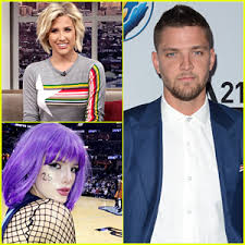 chandler parsons hairstyle savannah chrisley seemingly shades bella thorne over chandler