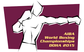 Picture Of Qatar Flag Aiba Unveils 2015 World Boxing Championships Logo Aiba