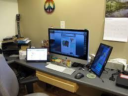 imac wall mount imac desks trend 7 mac setup arm mounted 27 u2033 imac with a