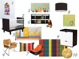 Furniture Sets Nursery by Black Contemporary Nursery Furniture Sets U2014 Nursery Ideas How To