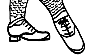 irish dance coloring pages stunning irish dance collection of
