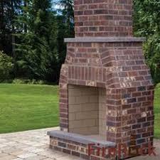 Firerock Masonry Fireplace Kits by Brick Stone Fireplaces Chicago Natural Limestone Fireplace