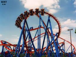 Six Flags Nyc русско американские горки Six Flags Make It In New York