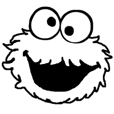 cookie monster coloring pages free coloring pages kids art