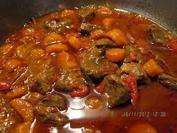cuisiner boeuf recette de boeuf en sauce