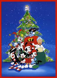 pinky and the brain cartoonatics merry christmas from yakko wakko and dot