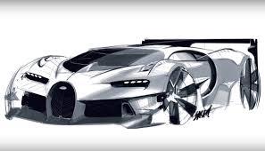 bugatti concept video the making of bugatti vision gran turismo concept