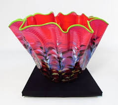 Chihuly Vase Auctions Neapolitan Presents Fine Art Collectibles Sale June 15