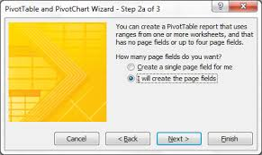 how to create pivot table from multiple sheets in excel vertical