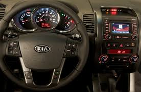 2013 kia sorento information and photos zombiedrive