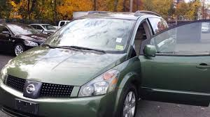 nissan quest sunroof condition report for 2004 nissan quest 3 5 se w leather sunroof