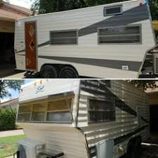 1971 shasta stratoflyte decorating my glamper pinterest