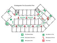 Evacuation Floor Plan Template Free Floor Plans Templates Template Resources