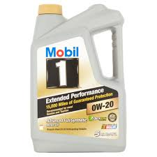 mobil 1 5w 20 high mileage advanced full synthetic motor oil 5 qt