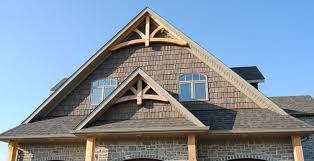 roof decorations gable trim belk custom builders roof gable decorations space