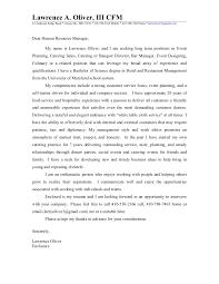 Lawrenceoliver Event Planner Resume by Lawrence Oliver Cover Letter F U0026b 2013