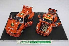 porsche jagermeister sold model cars x 2 1 x jagermeister porsche 934 u0026 jagermeister