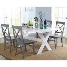 acme wallace dining table weathered blue washed acme wallace dining table weathered blue washed black grey