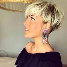 coupe de cheveux moderne coupe de cheveux court femme 2017 20 modèles coiffure simple