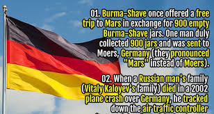 100 interesting facts about germany fact republic