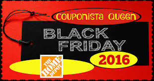 home depot black friday weekend ads 2016 the home depot black friday ad 2016 u2013 couponista queen saving