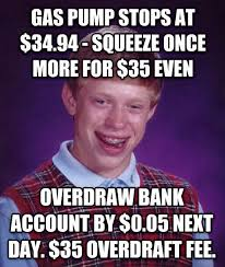 Meme Bad Luck Brian - bad luck brian pumps gas meme weknowmemes