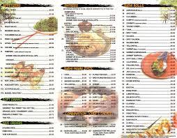 half nut development sushi monster menu